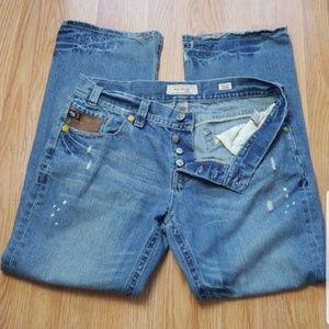 MEK Denim Men's Jeans 40x34